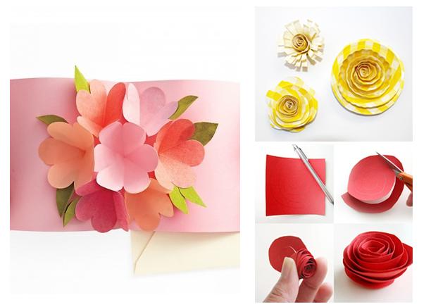 Сделать открытку в подарок