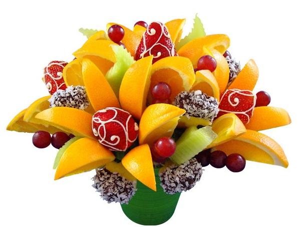Fruktovyiy-buket-nevestyi