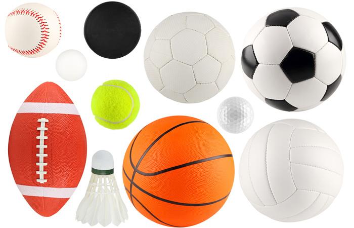 balls in sport 1