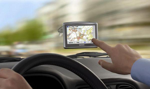 GPS-навигатор для подарка папе