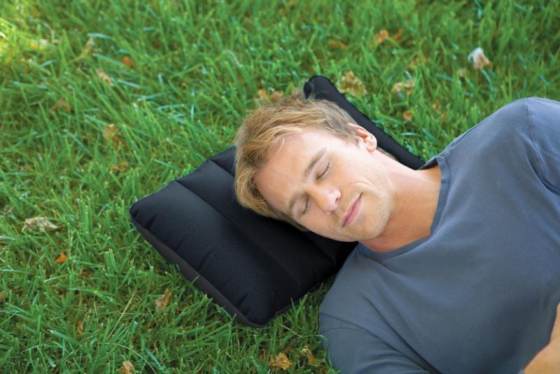 Надувная походная подушка для кемпинга