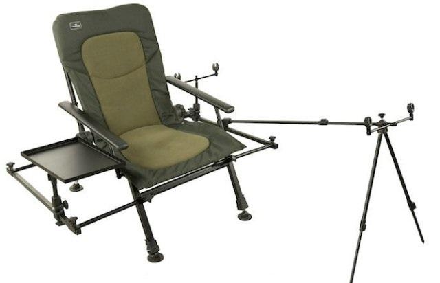 Раскладное кресло для рыболова