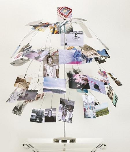 Сувенирное деревце с портретиками воспитанников