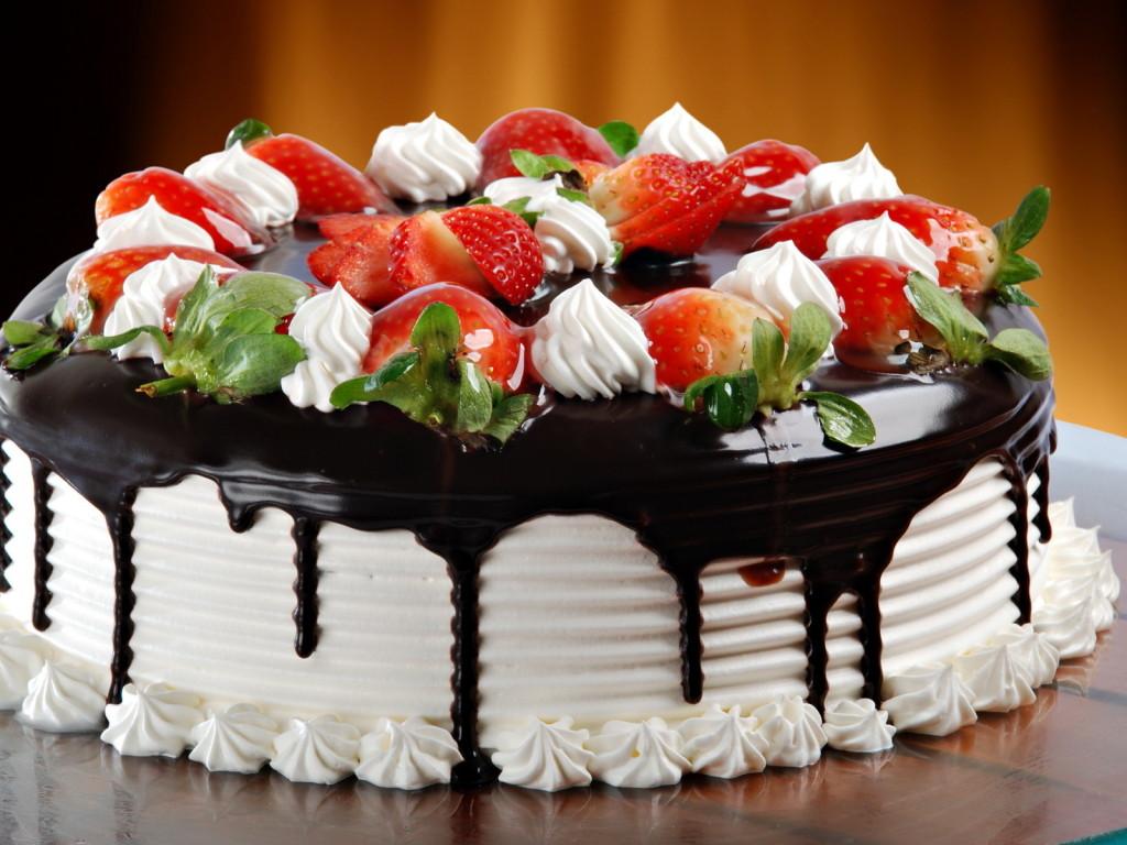 Сюрприз торт