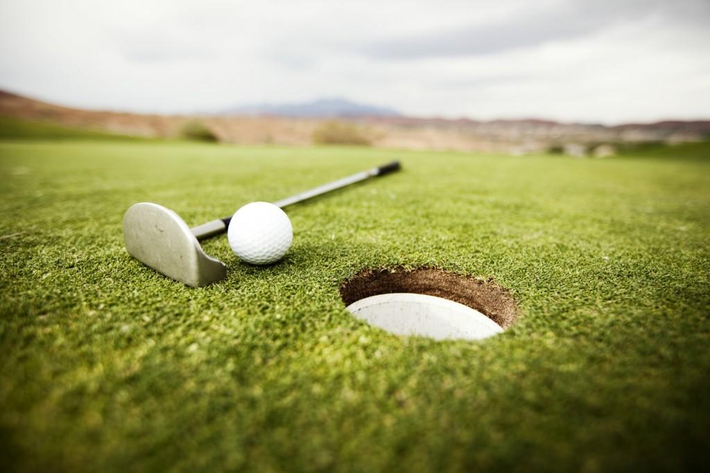 гольф мастер класс № 1