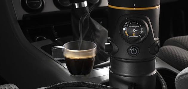 кофеварка автомобильная