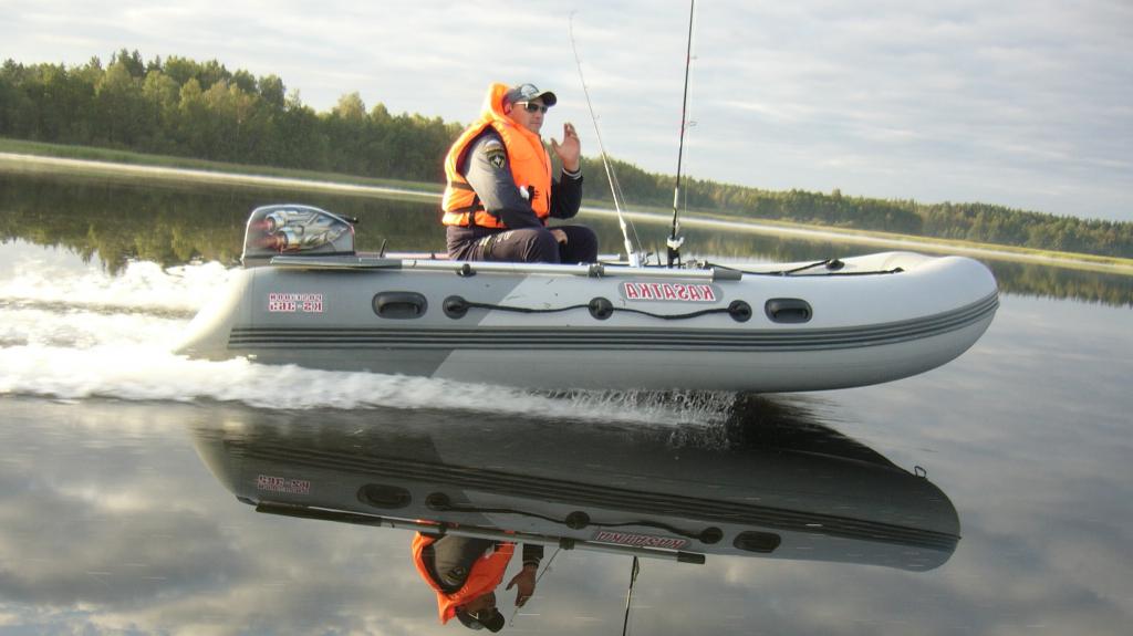 лодка для папы на день рождения