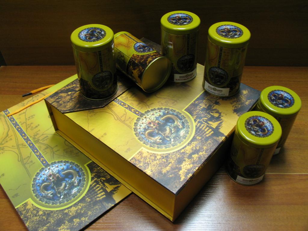 набор из чайных композиций