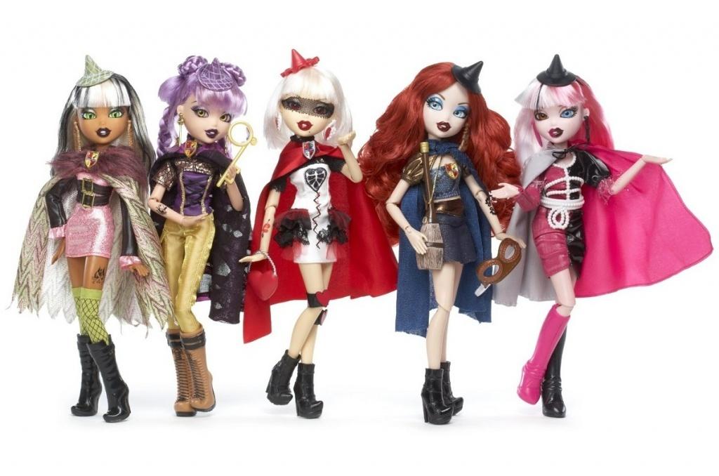 Куклы ведьмочки