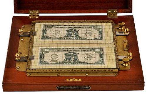 Машина для производства денег