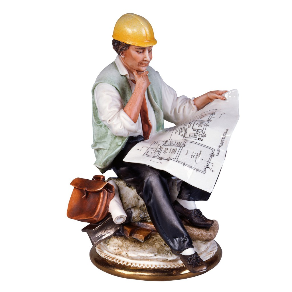 статуэтка «Инженер»