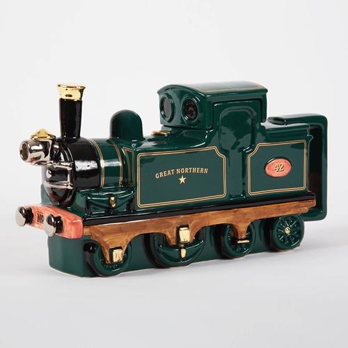уникальный чайник-локомотив