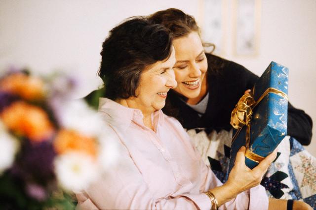 Что подарить маме на день матери
