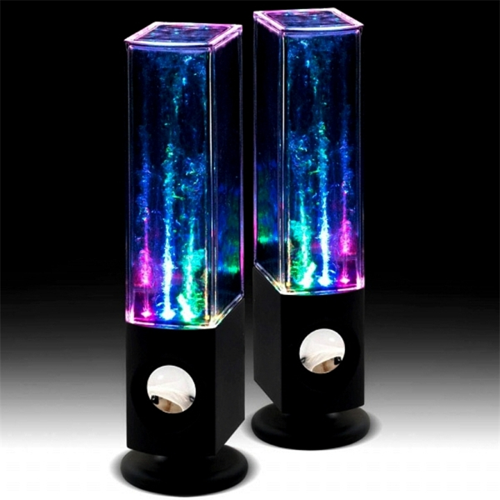 Колонки с фонтанчиком