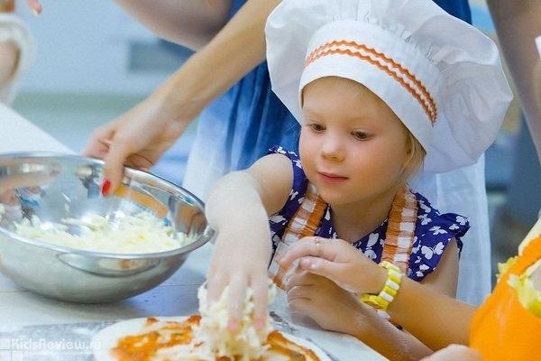 Кулинарный мастер класс для детей 2